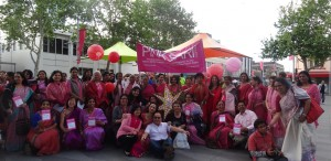 Pink-Sari-Parade-at-Parramasala-web